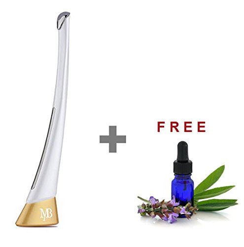 Ionic Infusion Essential Oil Wand & Under-Eye Massager - Order Risk Free!