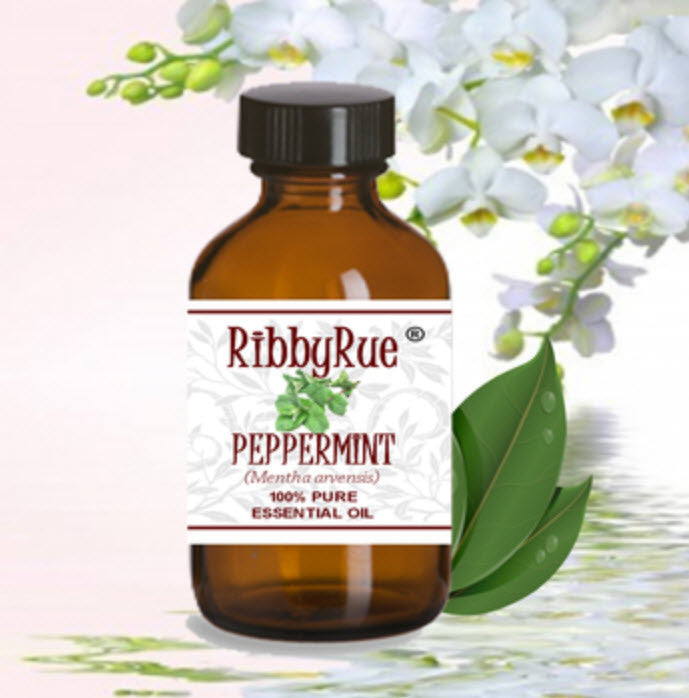 Pure Peppermint Essential Oil - 4mL