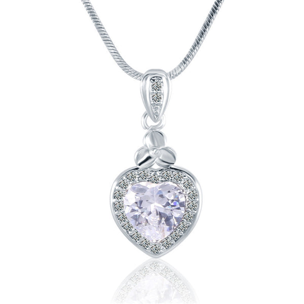 Women Heart Pendants