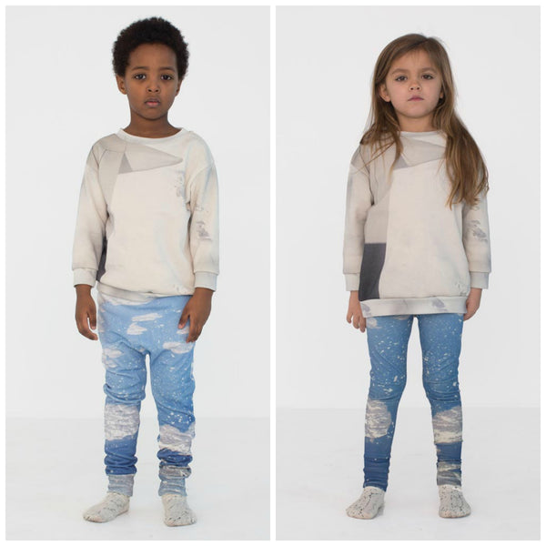 Popupshop unisex non-gendered children's fashion from Yellow Lolly