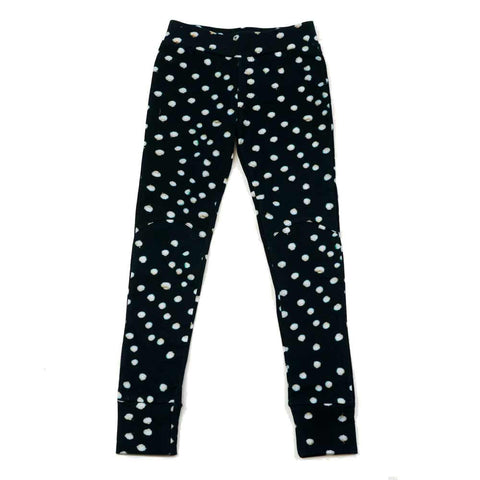 Agatha Cub Bunny Black Baby Leggings at Yellow Lolly