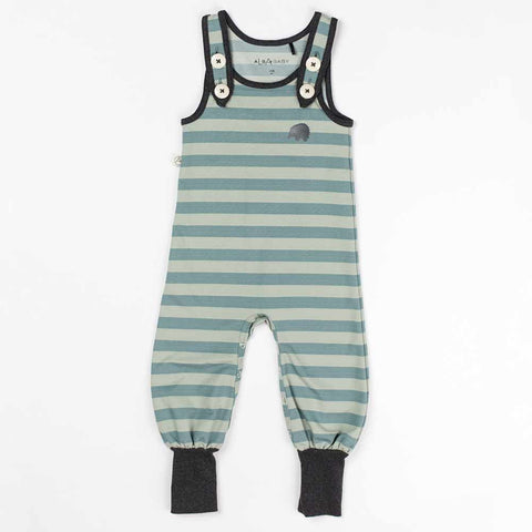 Albababy SS17 Atlantic Striped Hedashy Baby Crawlers