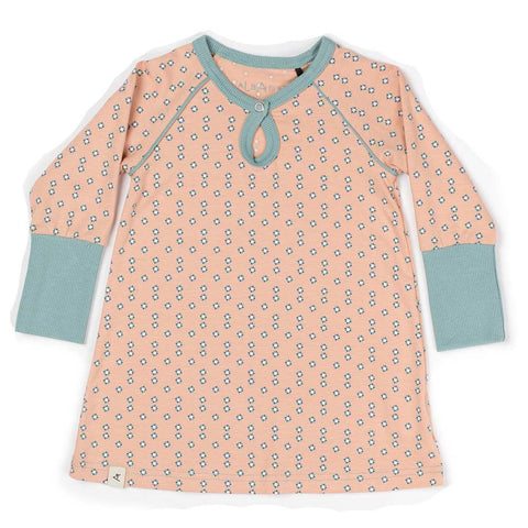Albababy SS17 'My baby' Dusty Rose Baby and Toddler Dress