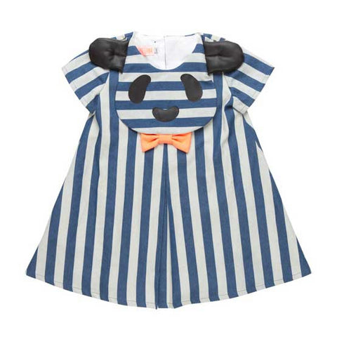 BangBang Copenhagen AW16 Big Hug Striped Dress at Yellow Lolly