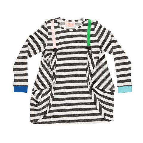BangBang Copenhagen AW16 Cora Striped Dress