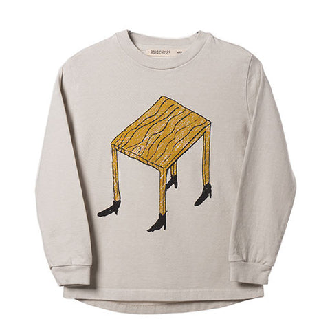 Bobo Choses Wandering Desk T Shirt at Yellow Lolly