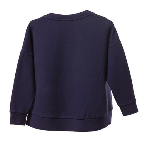 Bobo Choses Magic Powers Oversized Sweatshirt - Back View
