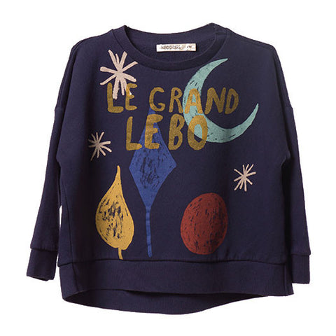 Bobo Choses Magic Powers Oversized Sweatshirt at Yellow Lolly
