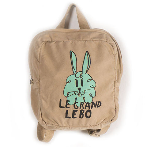 Bobo Choses Bunny Backpack at Yellow Lolly