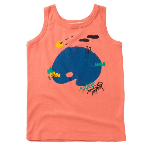 Bobo Choses Palette Baby Tank Top Vest 018 at Yellow Lolly