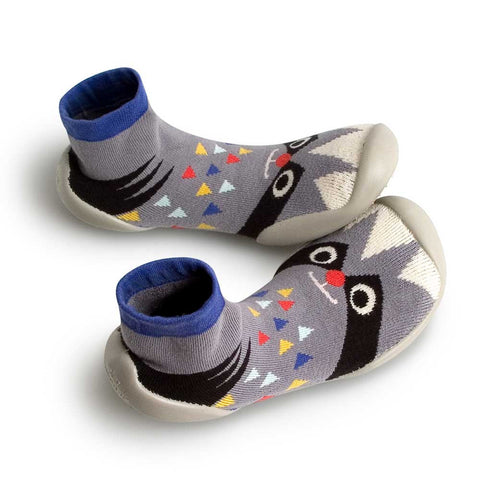 Collégien Raton Kids Slipper Socks from Yellow Lolly