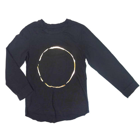 Nico Nico Galaxy Long Sleeved Sun T-Shirt - Yellow Lolly