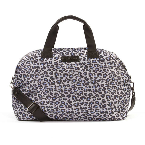 Tiba + Marl Raf Leopard Holdall Baby Change Bag from Yellow Lolly