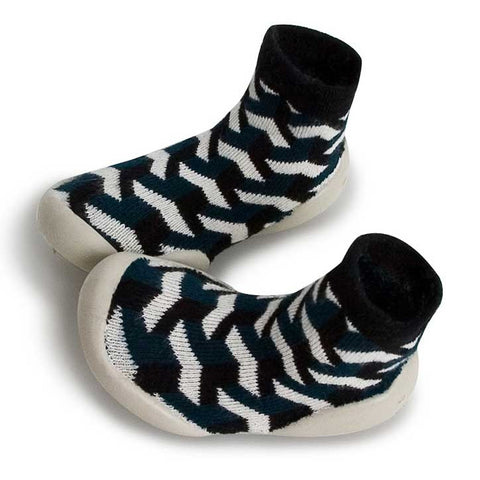 Collégien Mind Games Kids Slipper Socks at Yellow Lolly