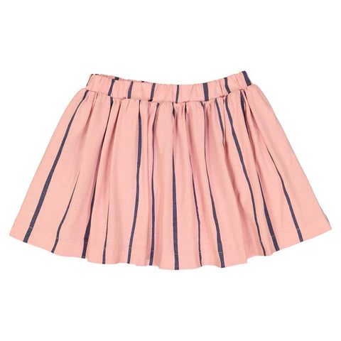 Jax & Hedley Blush Pink Sunset Stripe Skirt