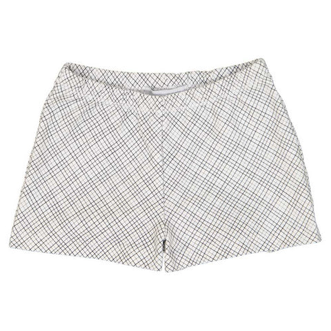 Jax & Hedley White Net Print Shorts at Yellow Lolly