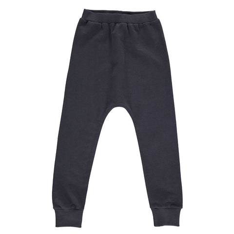 Popupshop AW16 Black Organic Baggy Leggings at Yellow Lolly