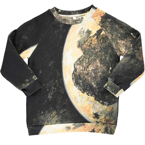 Popupshop AW16 Basic Pluto Sweatshirt at Yellow Lolly
