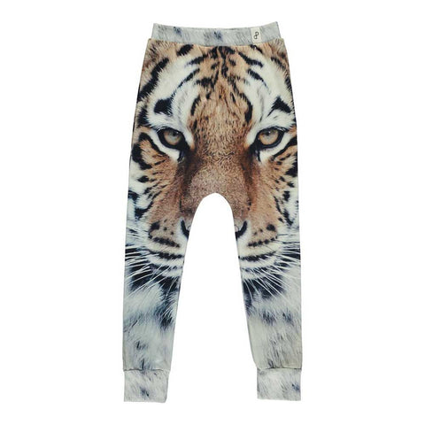 Popupshop Baggy Tiger Leggings from Yellow Lolly