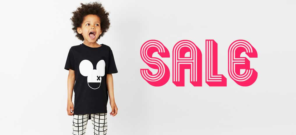 Baby and Children's Fashion Sale at Yellow Lolly