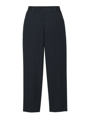 Shantung Straight Pants Women