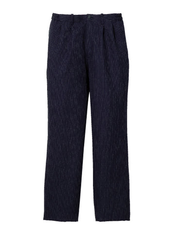 Striped Crepe Pants Men