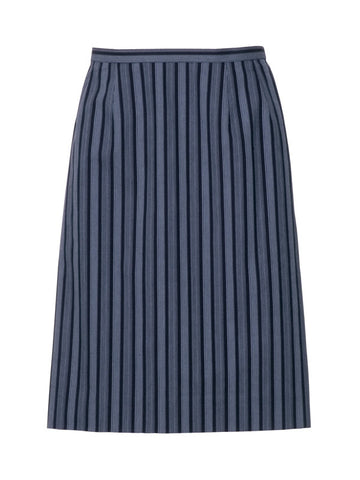 Waterfall Stripe Skirt
