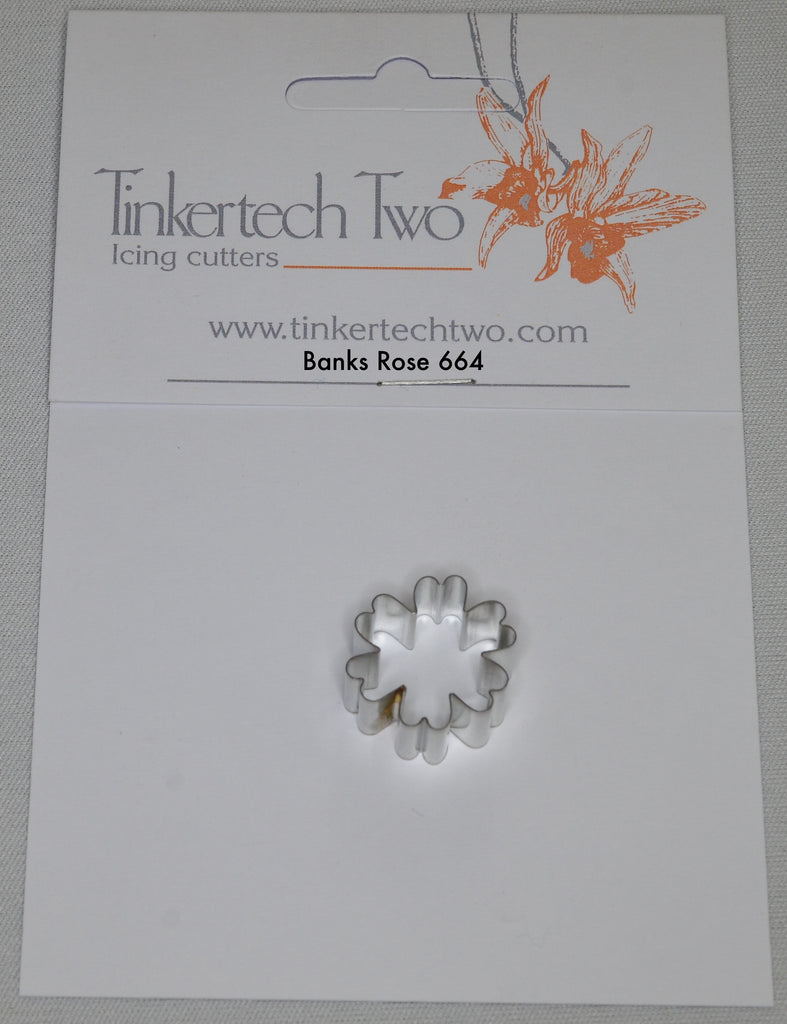 Tinkertech Banks Rose
