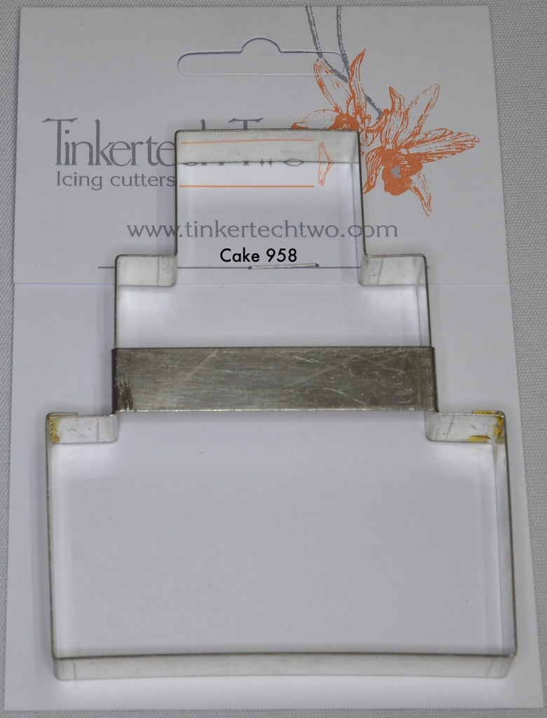 Tinkertech Cake Cutter (three tier)