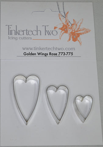 Tinkertech Golden Wings Rose