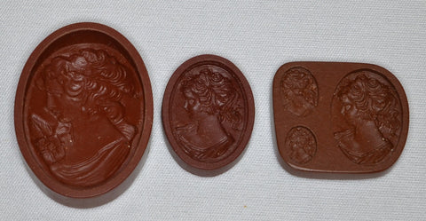 Aztec Cameo Mould