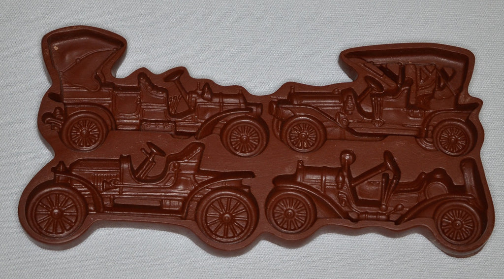 Aztec Car Moulds
