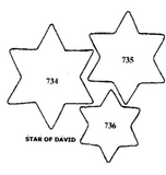 Tinkertech Star of David