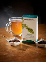 Hampstead Tea Velvety Cocoa Green as a new trendy Tea to try