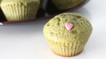 Why don't you try Green Tea and White Chocolate Muffins ?