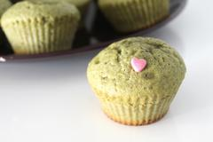 Why don't you try baking Green Tea and White Chocolate Muffins?