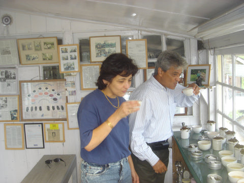 Hampstead Tea Founder Kiran