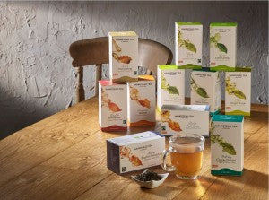 Hampstead Tea Biodynamic, Organic, Fairtrade Teas