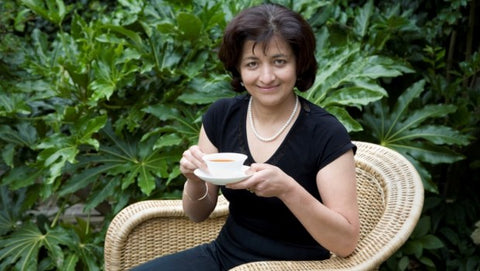 Kiran Tawadey The first Tea lady