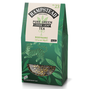 Hampstead Tea Organic Green Loose Leaf Tea - Hampstead Tea - Biodynamic and Organic Teas