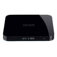 Belkin F5U034 USB 2.0 4-Port Travel Hub