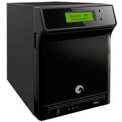 Seagate 4TB (4x1TB) BlackArmor NAS 440 Network Attached Storage Server