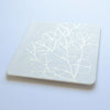 Silver Dollar Coaster Set of 8