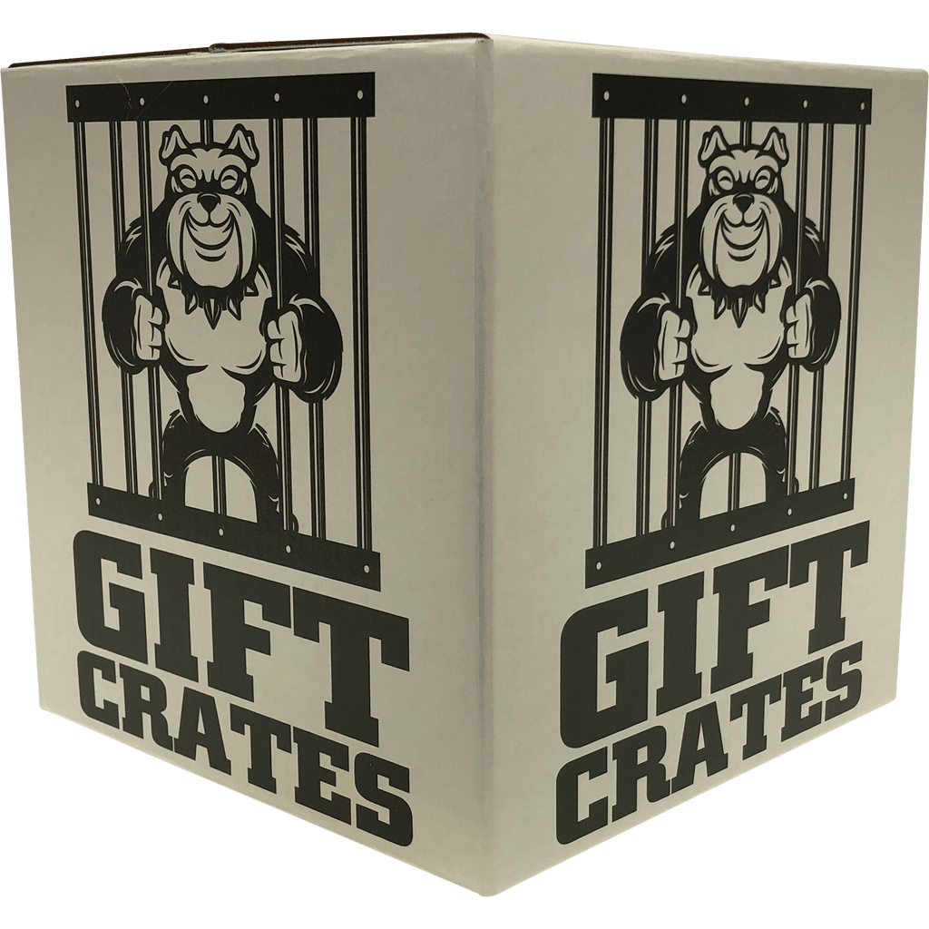 Gift Crate Shipped