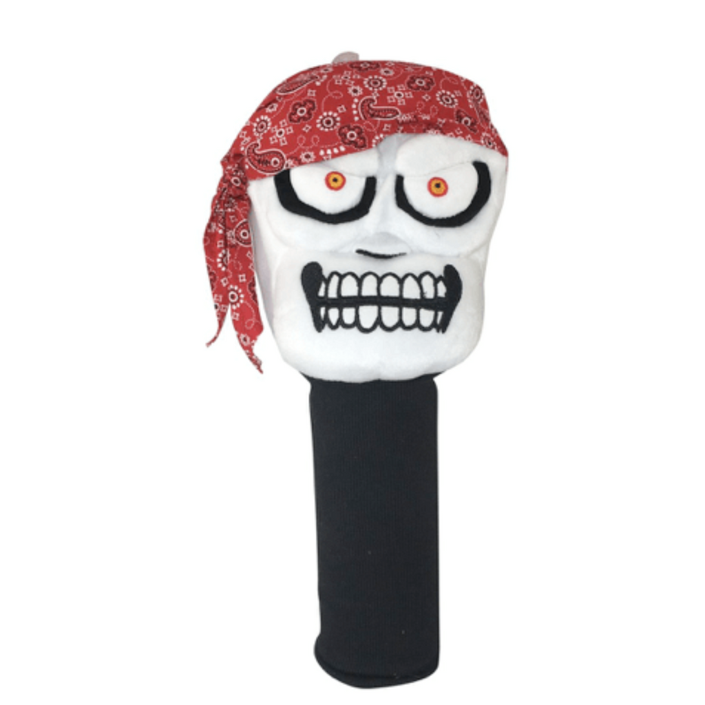 Pirate golf club headcover