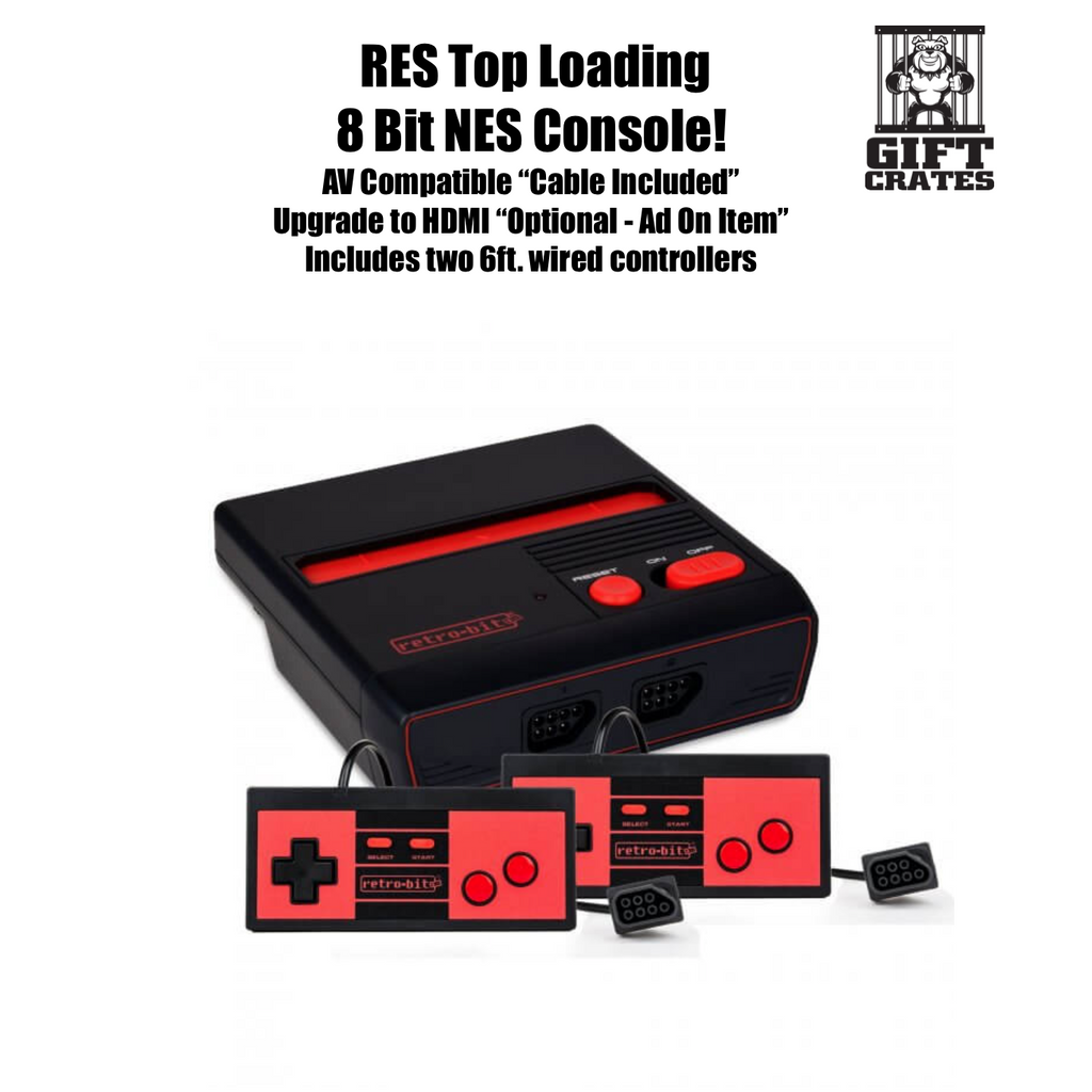 RES NES Top Load Console