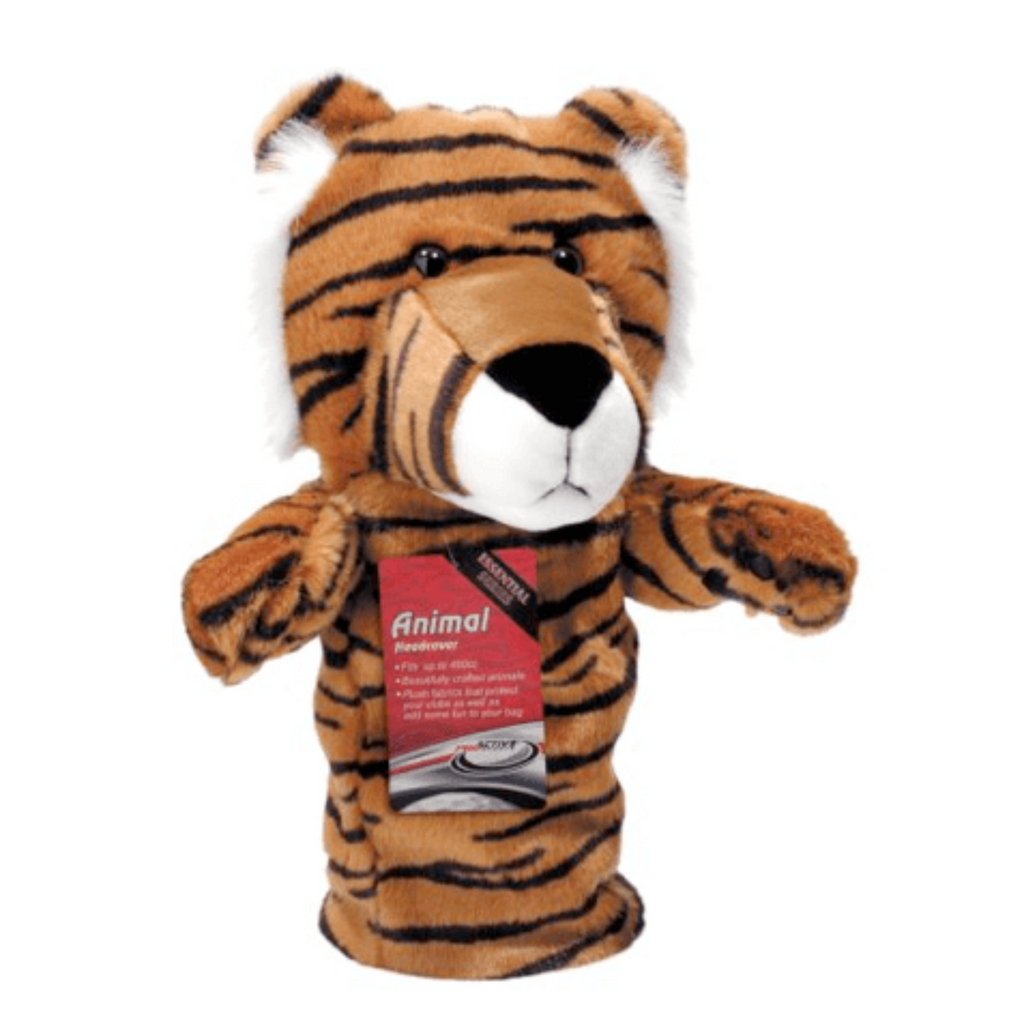Tiger golf club headcover