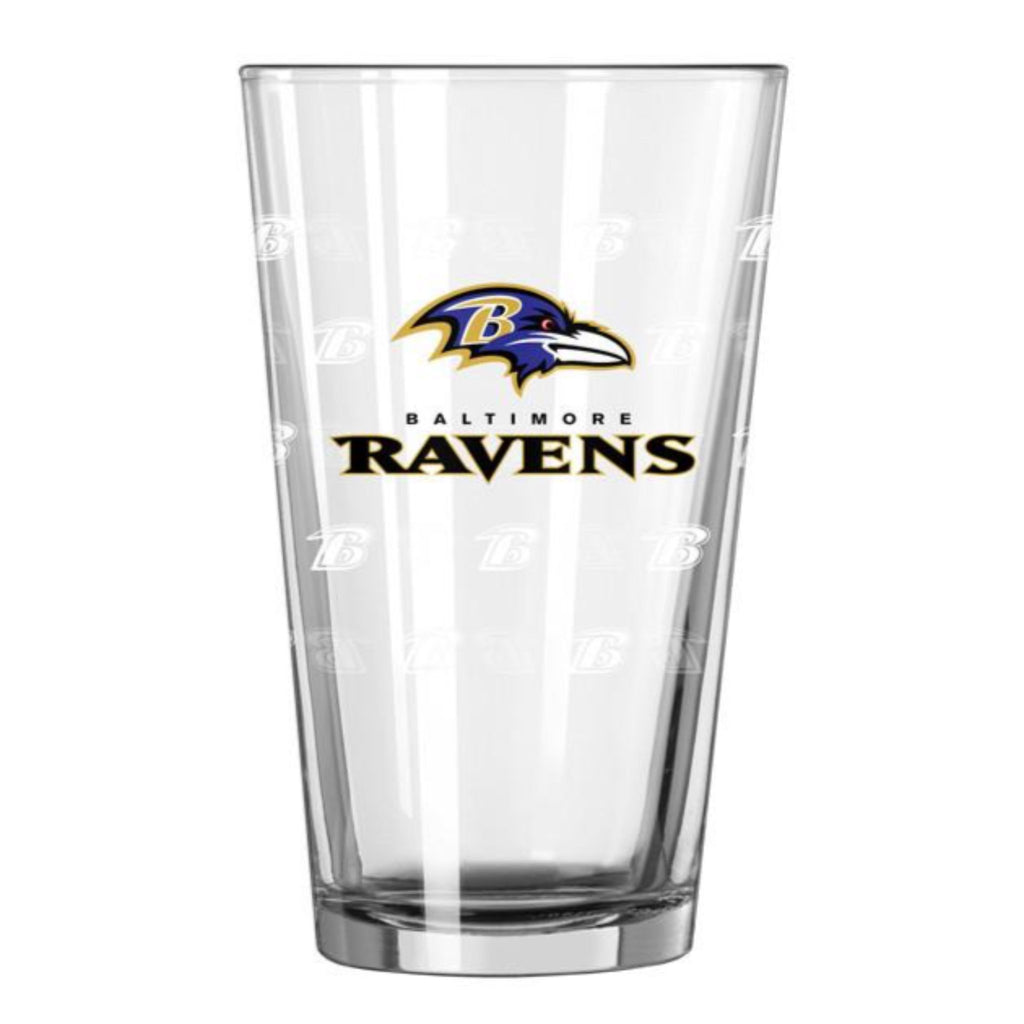 Baltimore Ravens Barware Crate