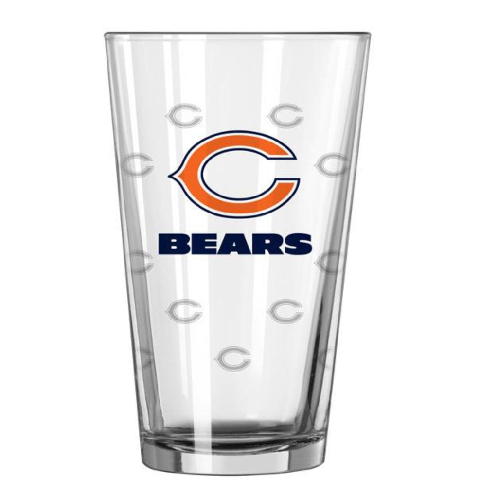Chicago Bears Barware Crate