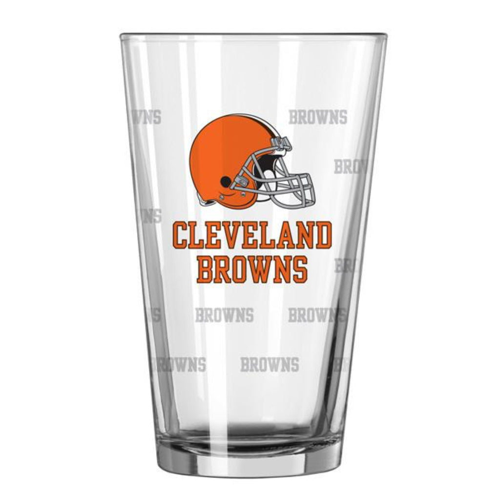 Cleveland Browns Barware Crate